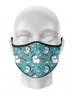 Masca de gura personalizata Dreamland