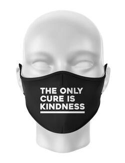 Masca de gura personalizata Kindness