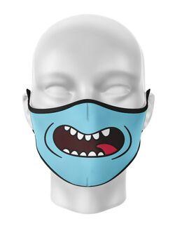 Masca de gura personalizata Meeseeks