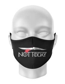 Masca de gura personalizata Not today