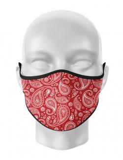 Masca de gura personalizata Paisley
