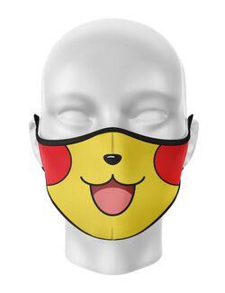 Masca de gura personalizata Pika