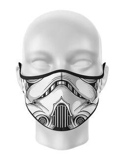 Masca de gura personalizata Trooper
