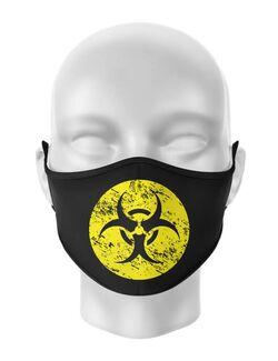 Masca de gura Biohazard