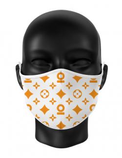Masca de gura Luxury pattern