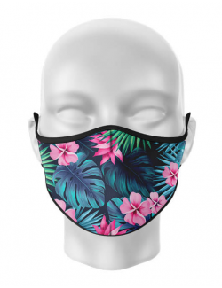 Masca de gura personalizata Bali
