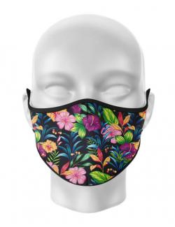 Masca de gura personalizata Bloom