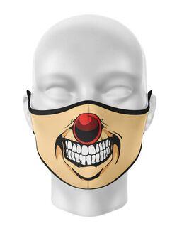 Masca de gura personalizata Clown smile