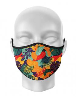 Masca de gura personalizata Forest