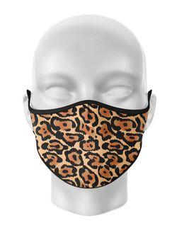 Masca de gura personalizata Jaguar