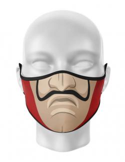 Masca de gura personalizata La casa de papel