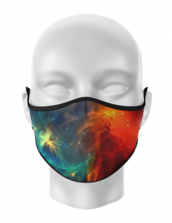 Masca de gura personalizata Nebula