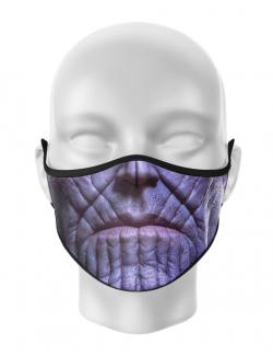 Masca de gura personalizata Thanos