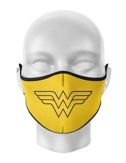 Masca de gura personalizata Wonder woman