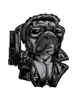 Pug Terminator