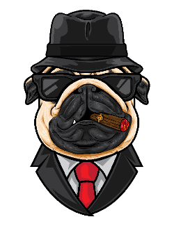 Pug Mafia MIB