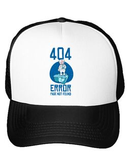 Sapca personalizata 404 error page not found Alb