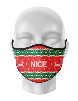 Masca reutilizabila personalizata Nice