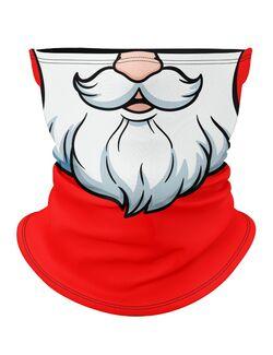 Masca tip cagula moto Santa