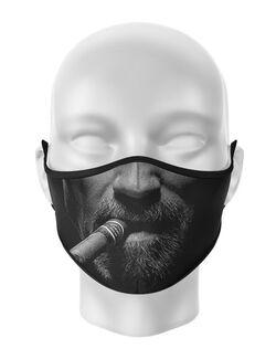 Masca reutilizabila personalizata Cigar