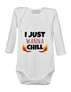 Baby body I just wanna chill Alb