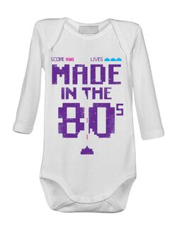 Baby body Made in the 80s Alb