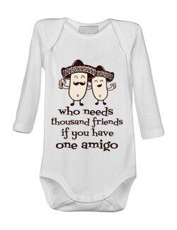 Baby body One amigo Alb