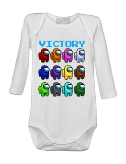 Baby body Victory Alb
