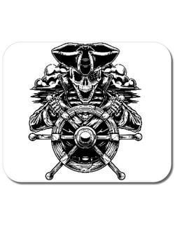 Mousepad personalizat Dead Sailor Alb