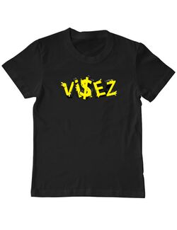 Tricou ADLER copil Visez Negru