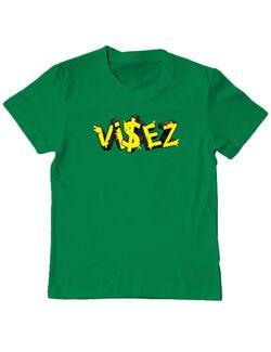 Tricou ADLER copil Visez Verde mediu