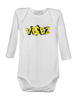 Baby body Visez Alb