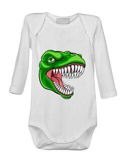 Baby body Dino Alb