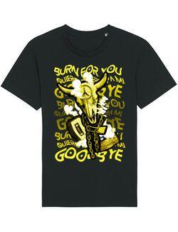 Tricou STANLEY STELLA barbat Symbolism Negru