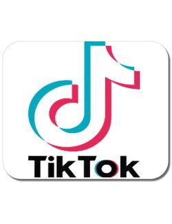 Mousepad personalizat Tik-Tok Alb