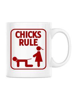 Cana Burlacite Chicks Rule Alb