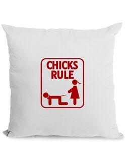 Perna Burlacite Chicks Rule Alb