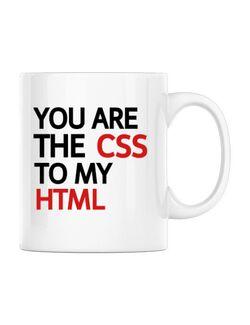 Cana personalizata CSS to HTML Alb