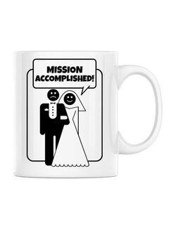 Cana Mireasa Mission Accomplished Alb