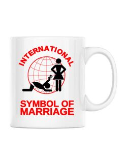 Cana Mireasa Symbol of marriage Alb