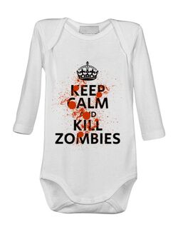 Baby body Kill zombies Alb