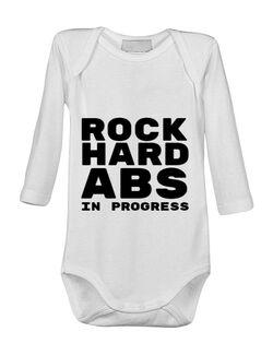 Baby body Rock hard Alb