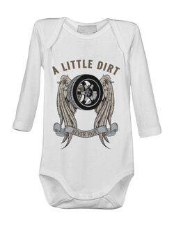 Baby body A little dirt Alb