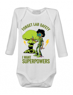 Baby body I want superpowers Alb