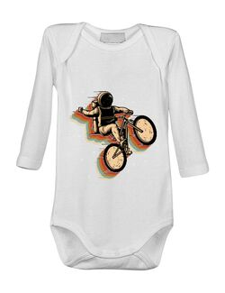 Baby body Cycling space Alb