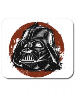 Mousepad personalizat Vader Alb