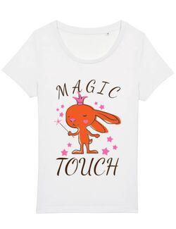 Tricou STANLEY STELLA dama Magic touch Alb