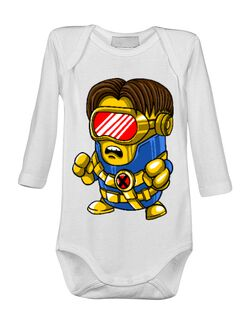Baby body Cyclops minion Alb
