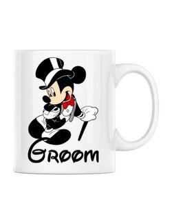 Cana Mire Groom Mickey Alb