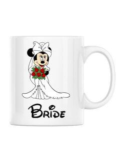 Cana Mireasa Bride Minnie Alb